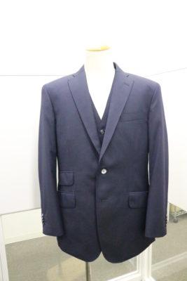M.K様 3ピーススーツ