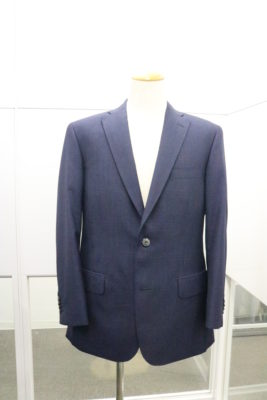 O.Y様 2ピーススーツ