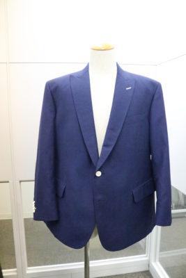 I.K様 2ピーススーツ